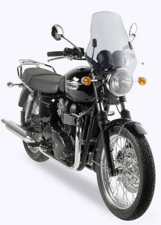 Accessori Kappa per Triumph Bonneville: Parabrezza   KA660