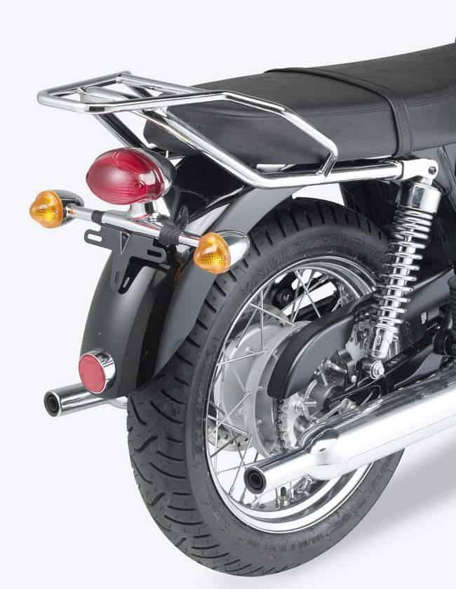 Accessori Kappa per Triumph Bonneville: Portapacchi posteriore