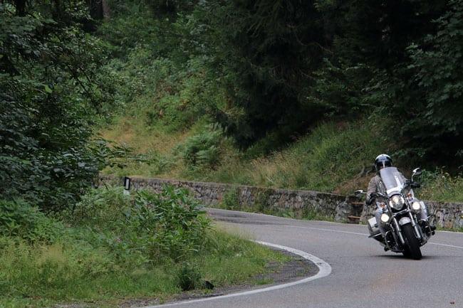 Prova Moto Guzzi California 1400 Touring S.E.