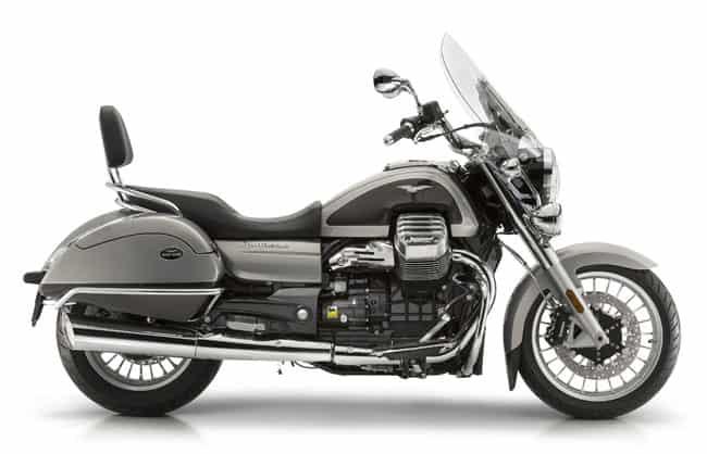 Moto Guzzi California SE grigio elegance