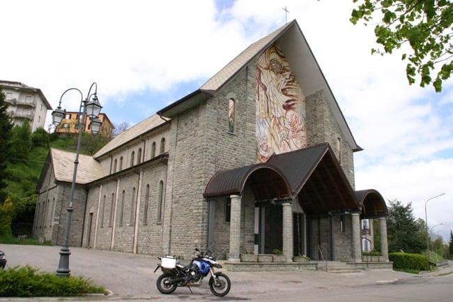 Santo Stefano Martire a Tarsogno