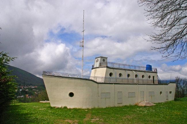 La nave di Tarsogno