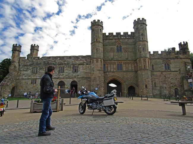 Vacanze in moto in Europa: Inghilterra in moto, esplorando il sud di Londra – Prima parte