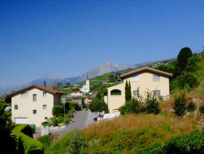 Vista di Salghesh