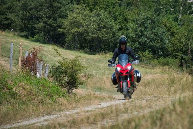 In sella alla Ducati Multistrada S, alla ricerca dei paesi abbandonati