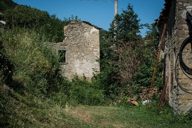 Alla scoperta di alcuni paesi abbandonati in Emilia Romagna: Pastorale