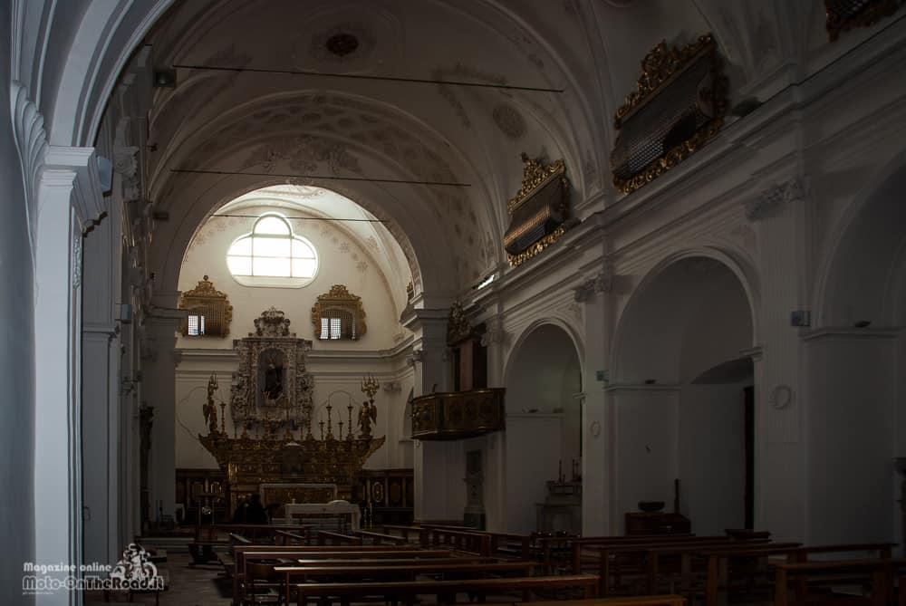 Foggia. Chiesa di Santa Chiara