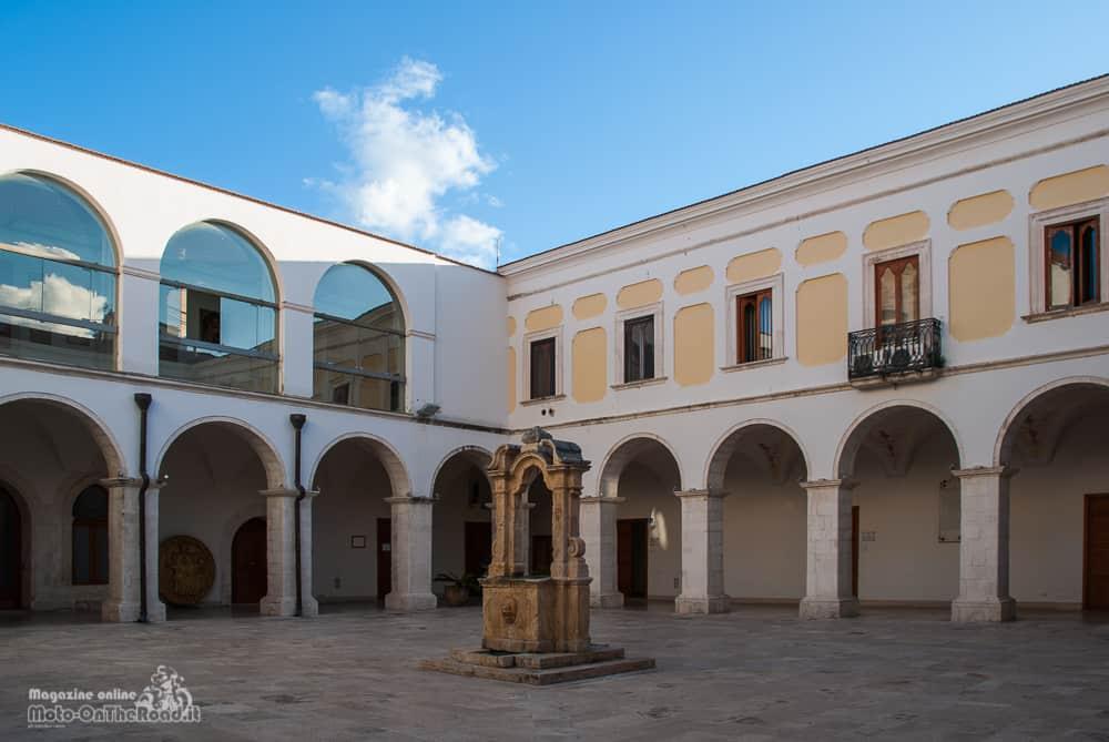 Foggia. Convento Regio