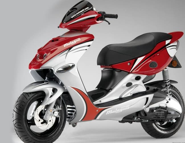 scooter F 10