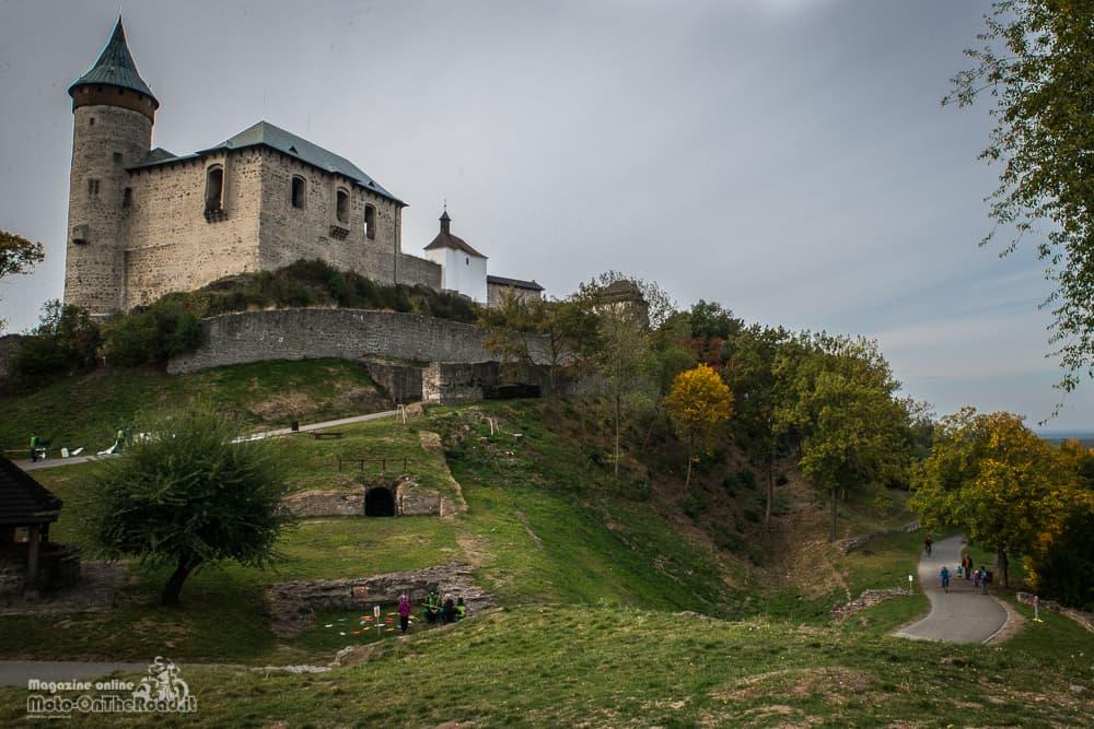Castello di Monte Kunětická