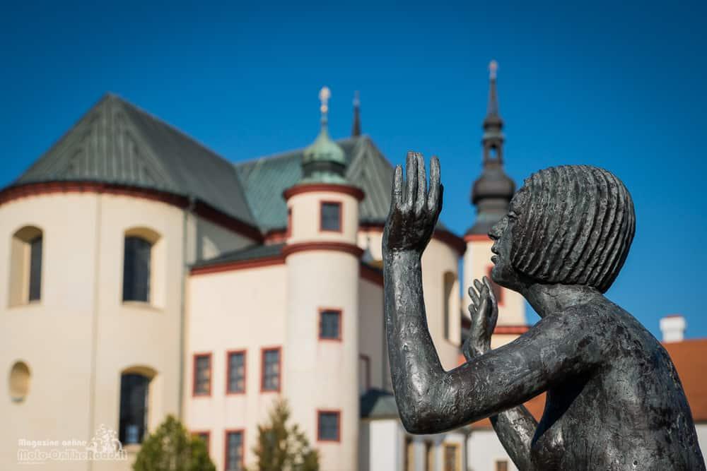 Statue di Olbram Zoubek