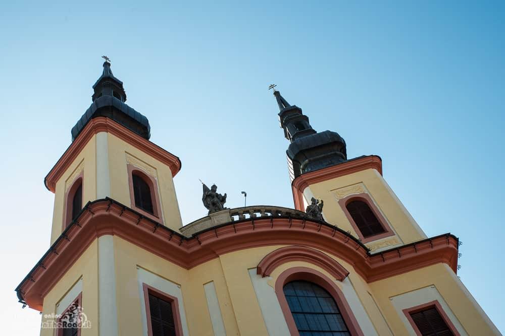 Balaustra della Chiesa