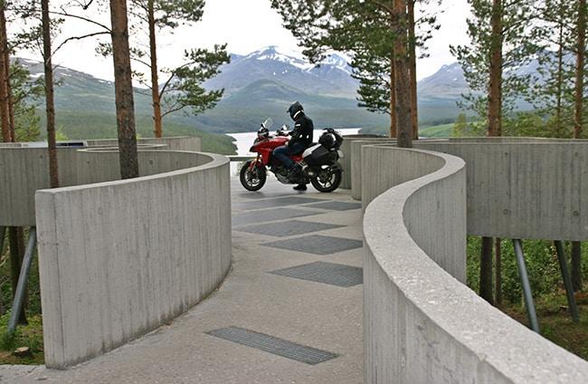 3.7 viewpoint Rondane national park