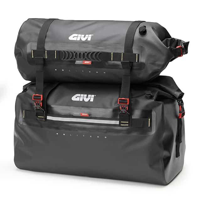 Givi Gravel-T. Borsa Cargo GRT702 (posizionata sopra la GRT703)