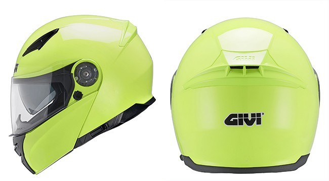 Givi Voyager - X16 color NeonYellow