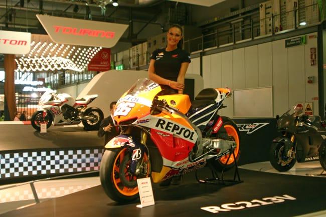 foto 1 La moto di Pedrosa