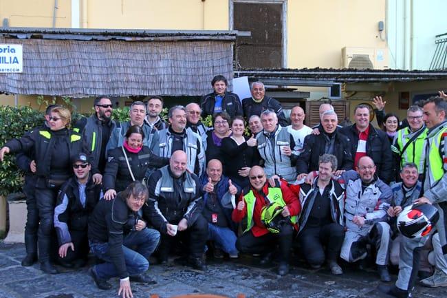 Alcuni dei partecipanti della passata edizione