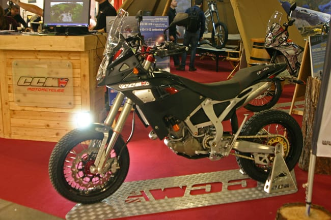 CCM GP 450 A supermoto