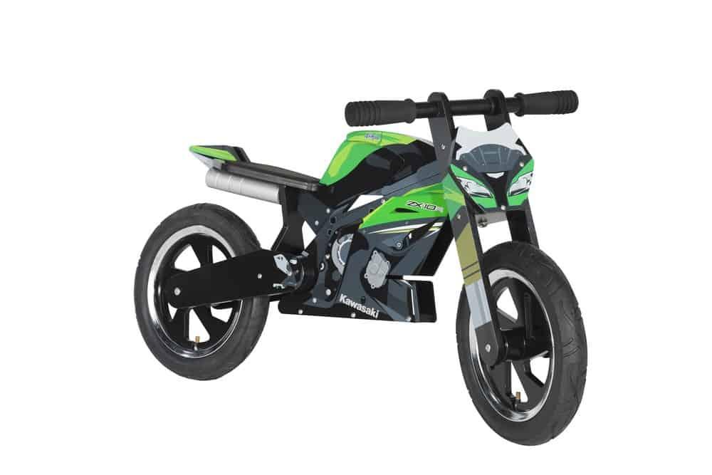 Regali di natale per i motociclisti: Ninja ZX10R Balance Bike