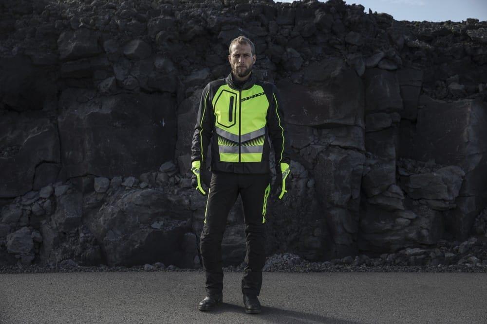Regali di natale per i motociclisti: Spidi giacca INTERCRUISER