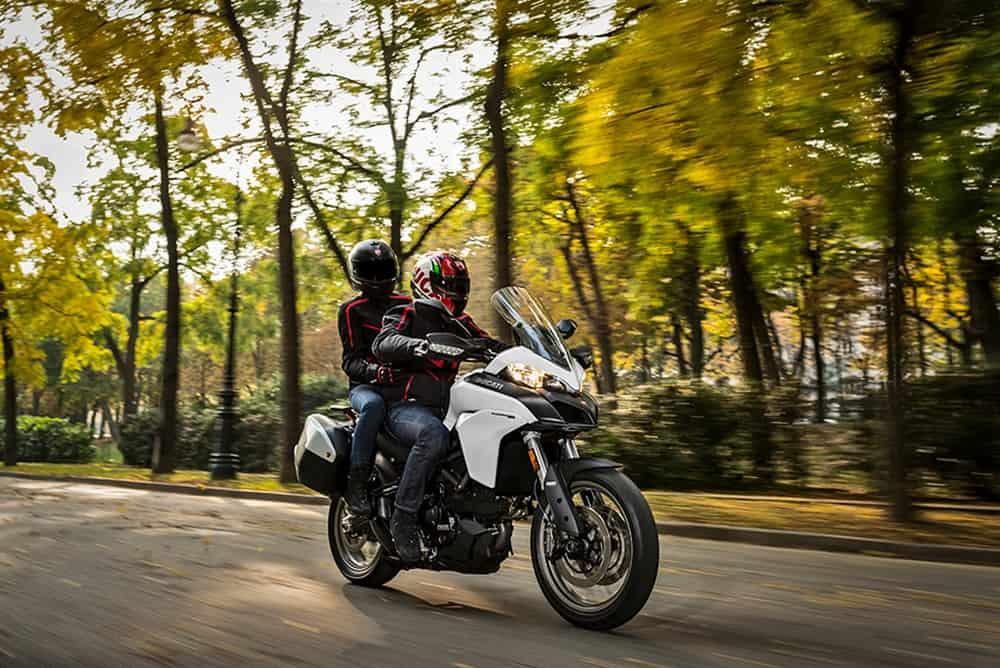 Regali di natale per i motociclisti: Ducati Multistrada 950