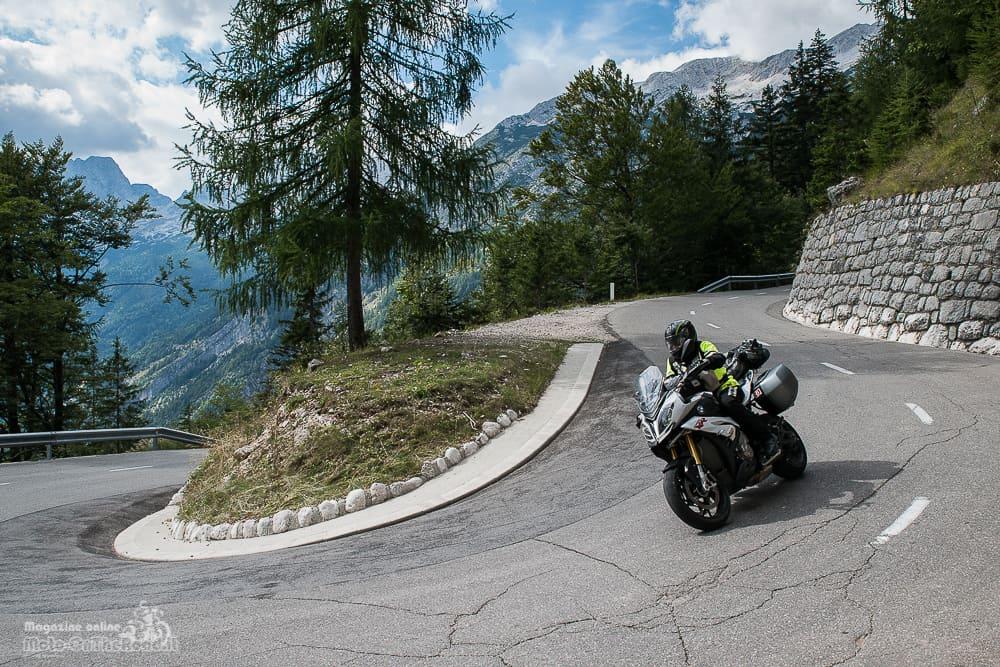 In Slovenia con la BMW