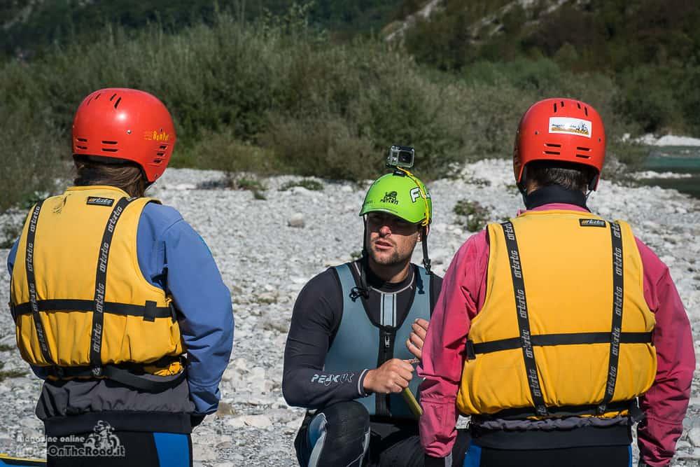 Norme di sicurezza - Rafting