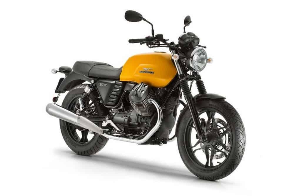 Regali di natale per i motociclisti: Moto Guzzi V7 II Stone