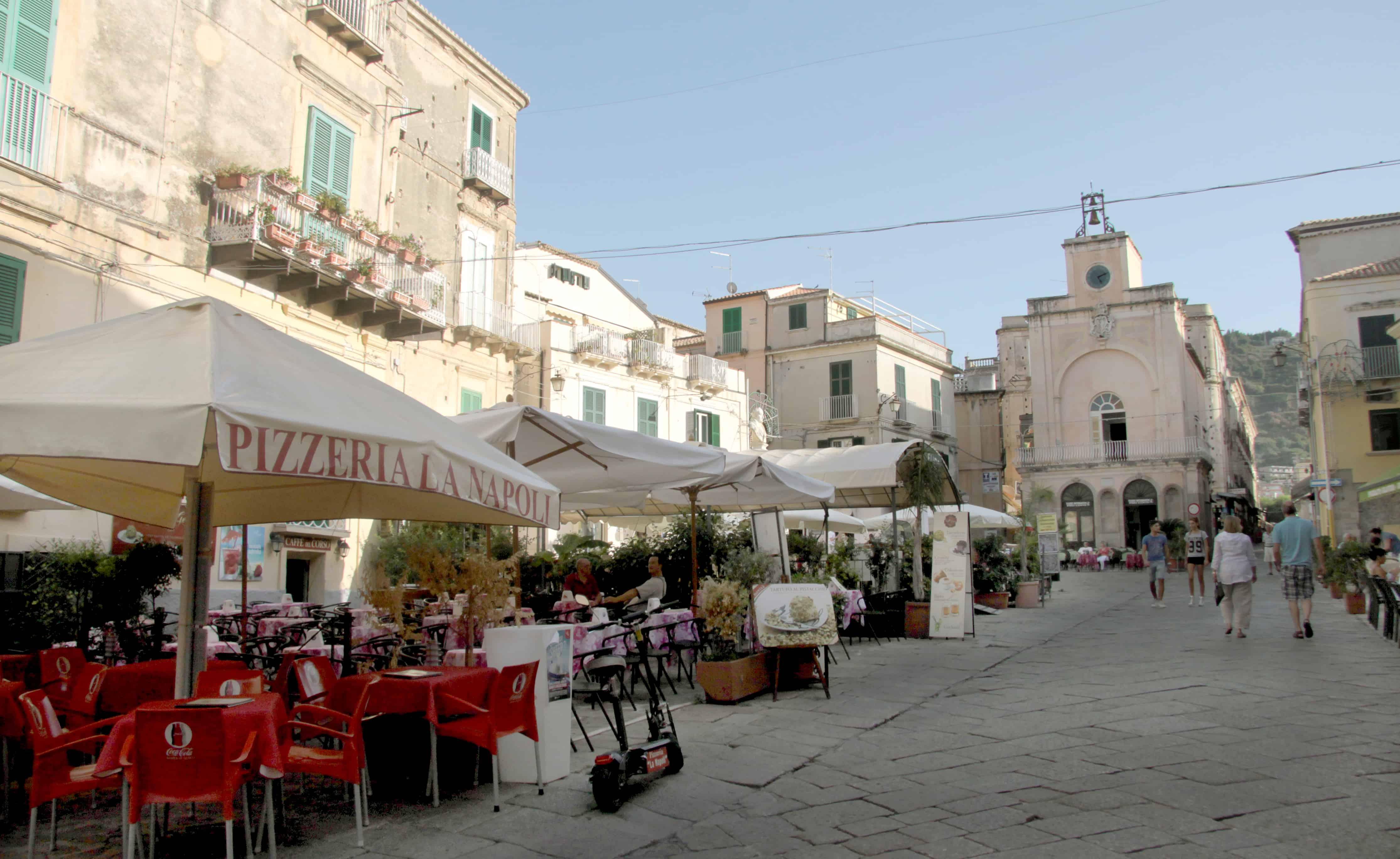 "Weekend in Calabria - Lo ""struscio"" di Tropea."