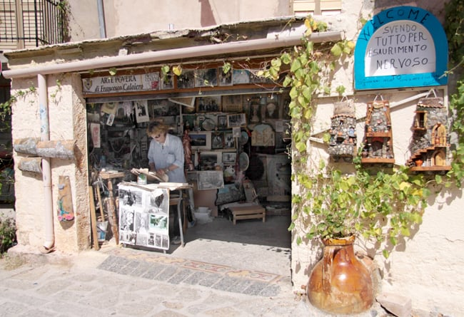 Weekend in Calabria - Bottega.