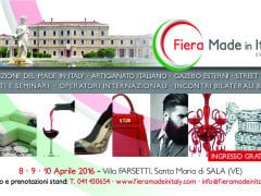 Fiera Made in Italy