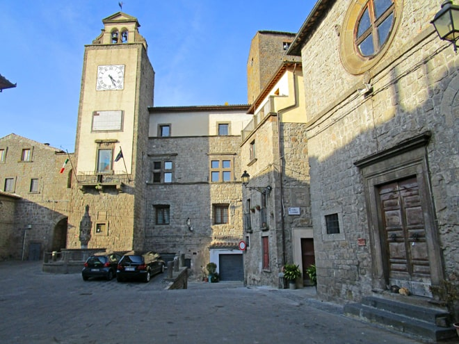 Vitorchiano: Palazzo Comunale