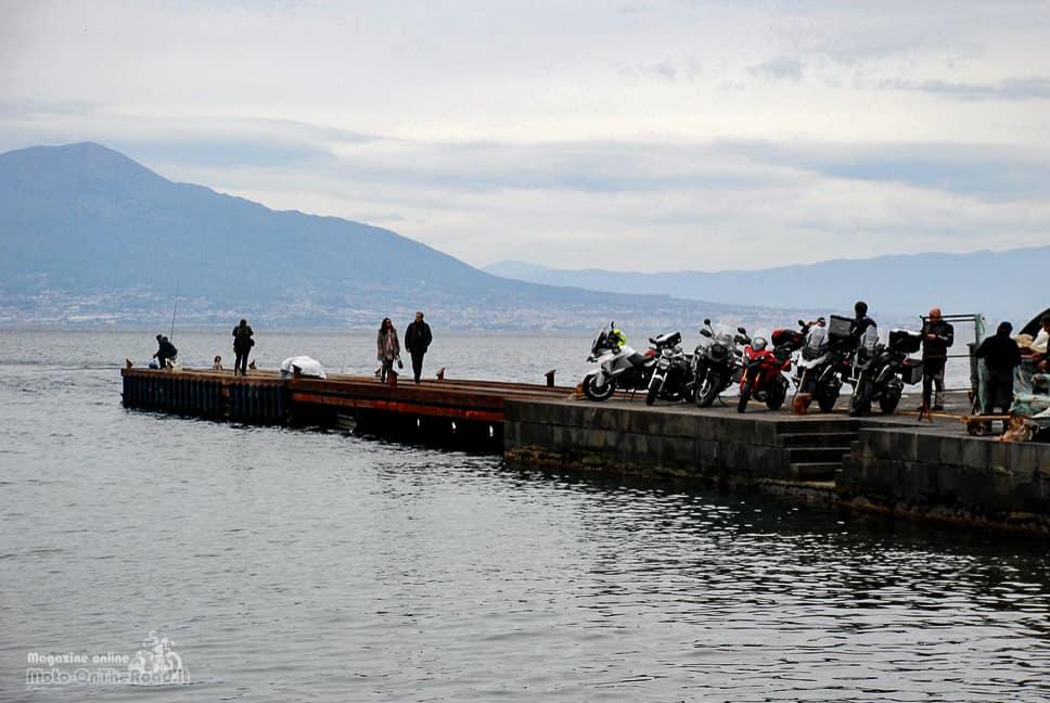 La punta della Marina Grande a Sorrento