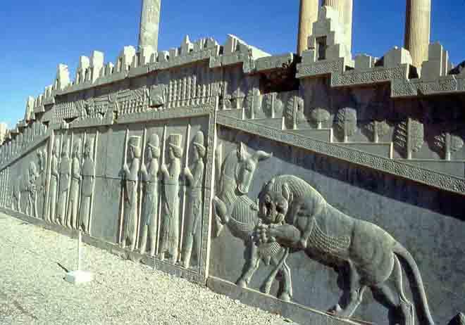 Iran - Persepoli