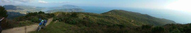 panoramica monte tambone
