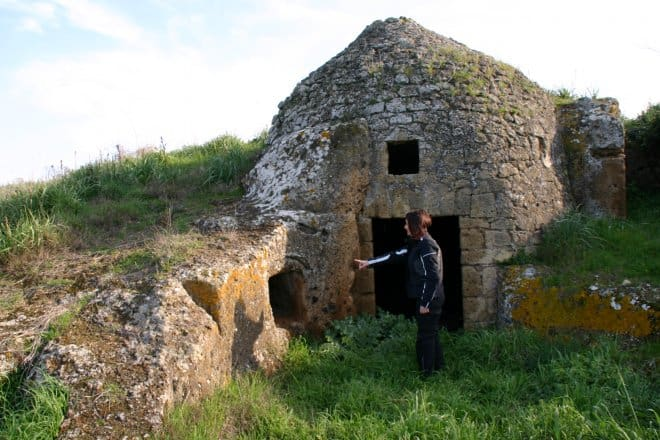 tuscania la casa di sasso