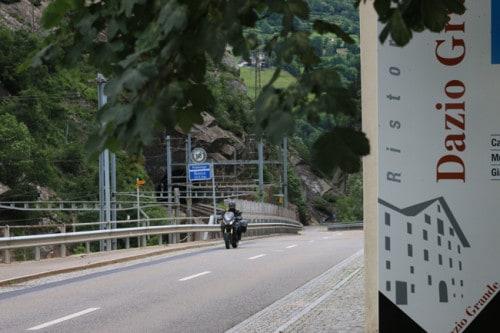 Ponte due giugno, dove andare in moto! Sulla strada per il San Gottardo.