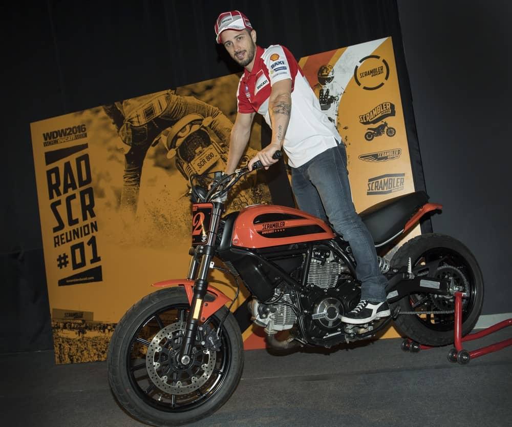Andrea Dovizioso -WDW2016