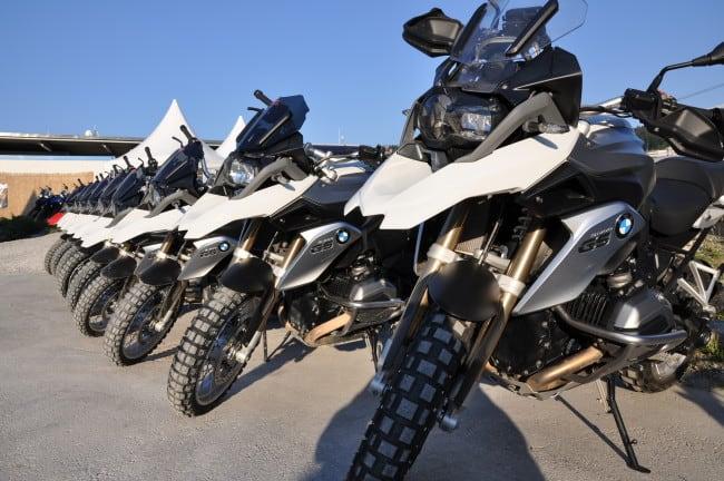 BMW Motorrad Day - parco moto dell'enduro park