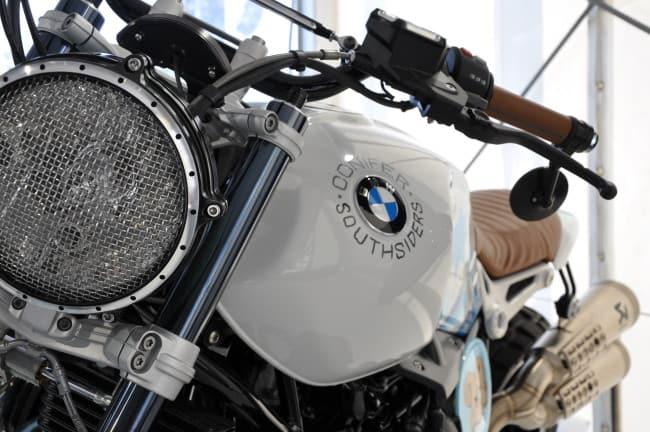 BMW Motorrad Days - l'esposizione