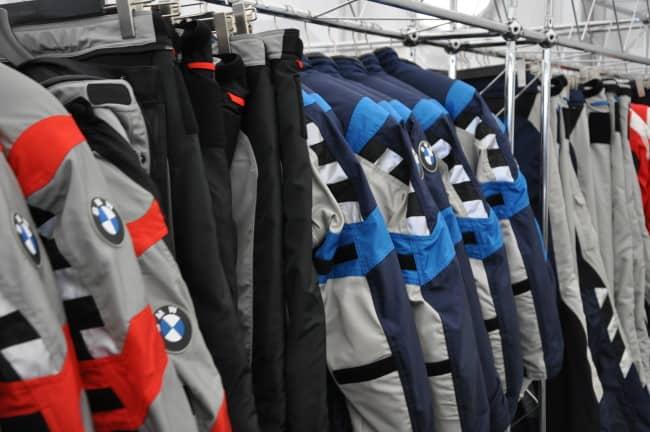 BMW Motorrad Days- l'esposizione