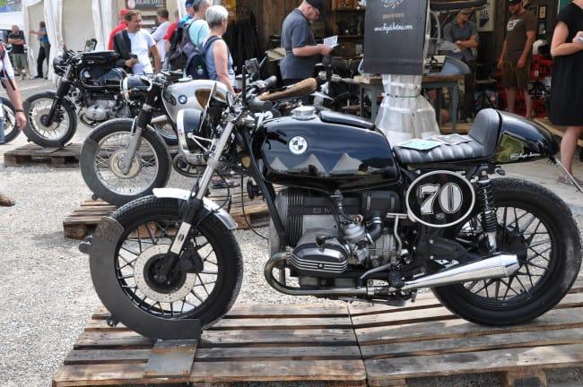 BMW Motorrad Days - l'elica in infinite versioni