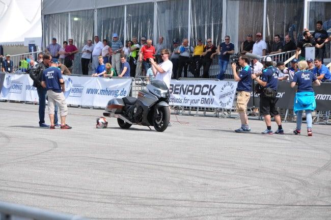 BMW Motorrad Day - presentazione conceptPT