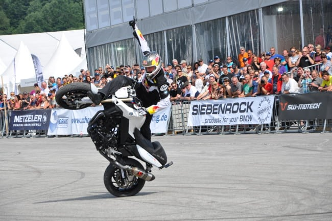 BMW Motorrad Day - Chris Pfeiffer