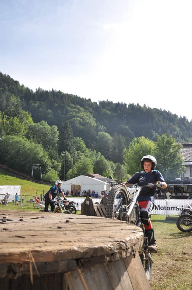 BMW Motorrad Days - l'Enduro Park dei ragazzi
