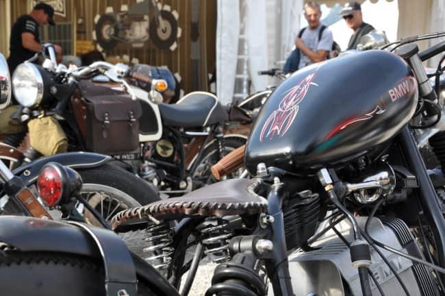 BMW Motorrad Day- vintage