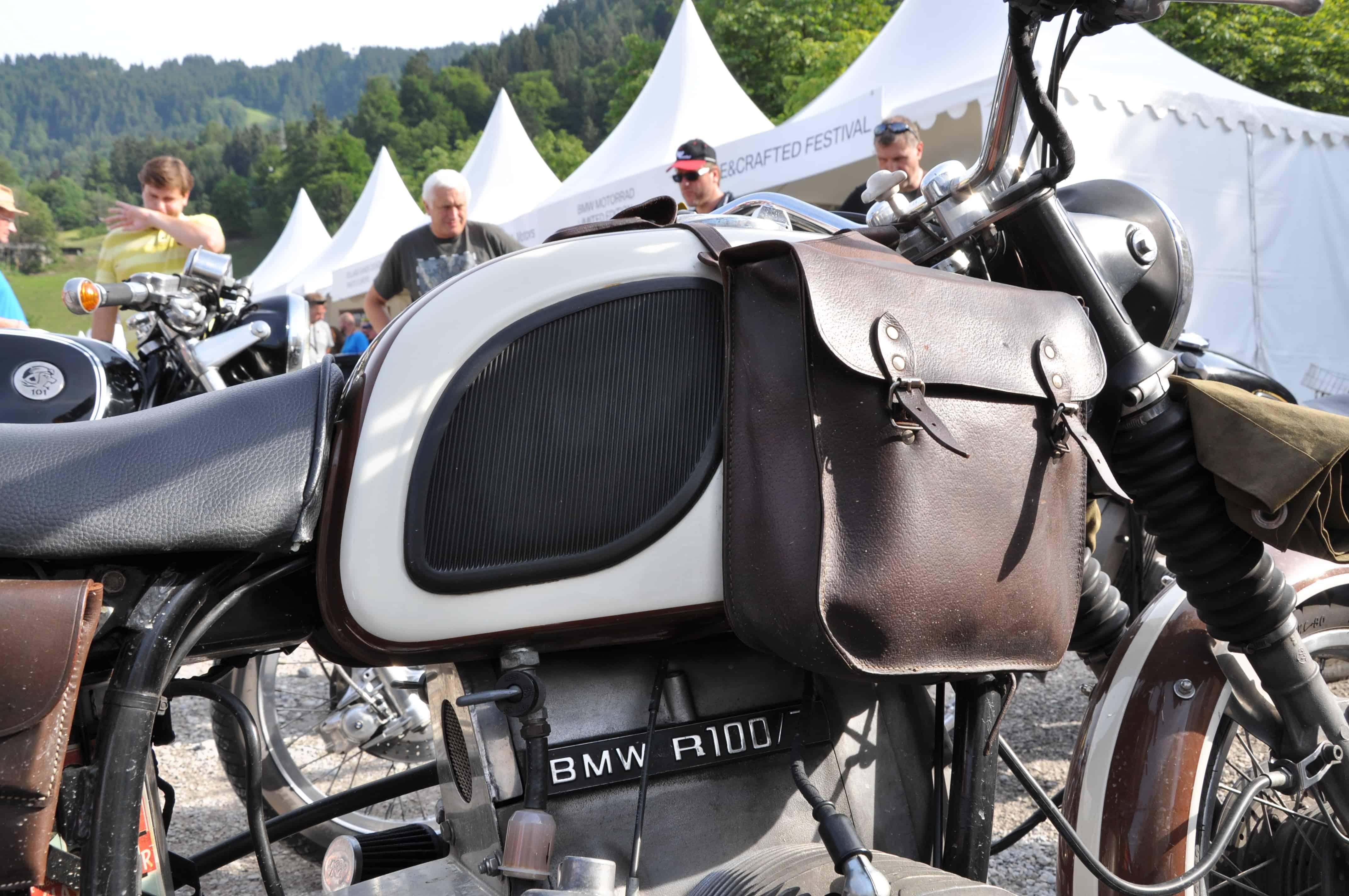 BMW Motorrad Day - vintage