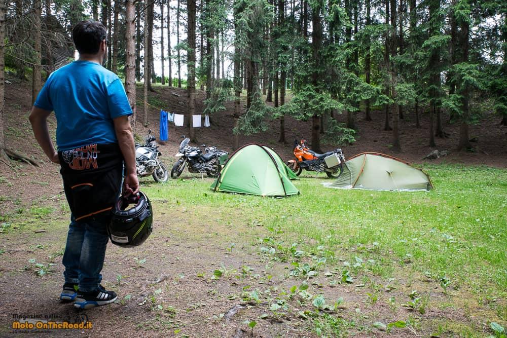Camping Tourist Grabovac Croazia
