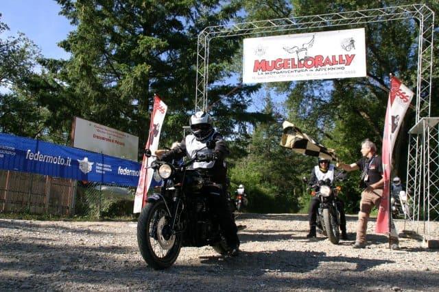 """Lo """"Stradining"""" e il Mugello Rally"""