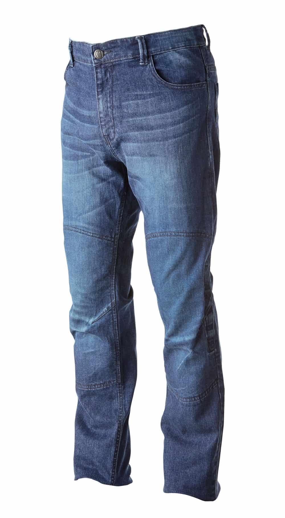 Hevik Indigo Jeans uomo